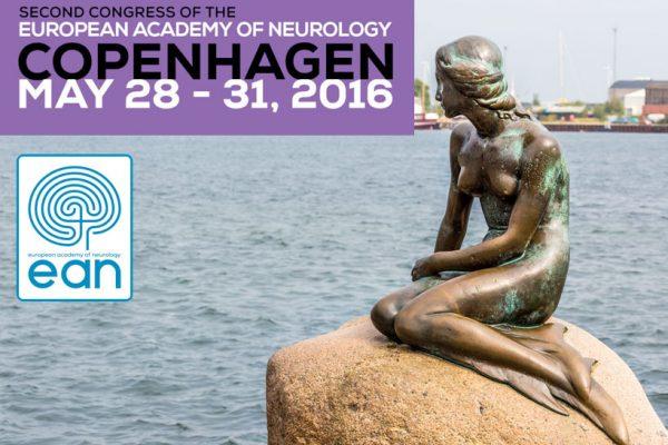 European Academy of Neurology – May 28th – 31st, Copenhagen