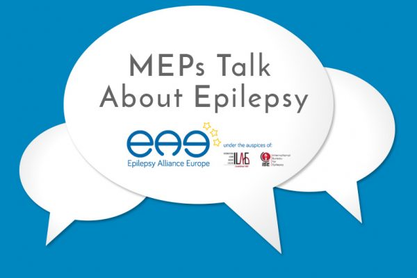 MEPs Talk About Epilepsy
