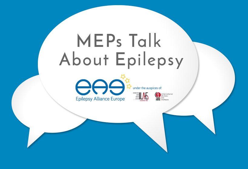 MEPs Talk About Epilepsy