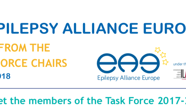 News from the Task Force Chairs
